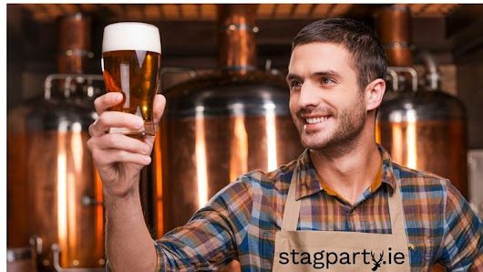 Brewery and Distillery Tours in Dublin | News | StagParty.ie