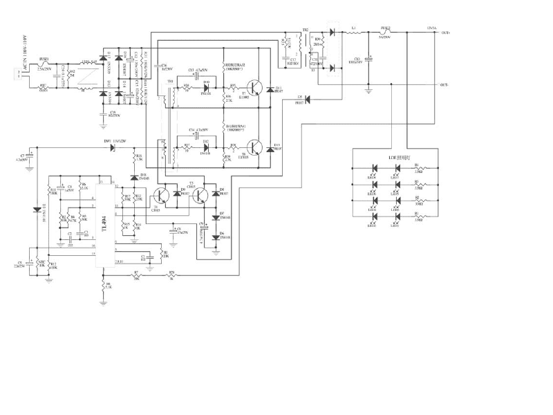 Thermoelectric Cooler Wiring Diagram