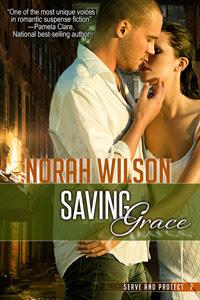Saving Grace (Serve and Protect, #2)
