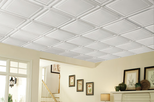 Basement Ceiling Ideas | Basement Ceiling Installation | HouseLogic