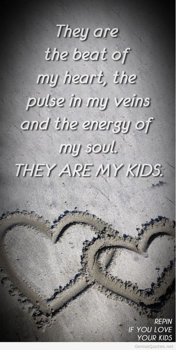50 I Love My Children Quotes For Parents Cartoon District