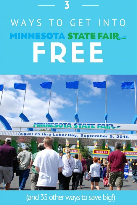 How Much Are Mn State Fair Tickets At Cub Foods