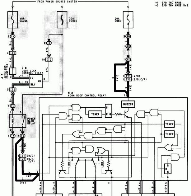 2000 Pontiac Montana Power Window Wiring Diagram