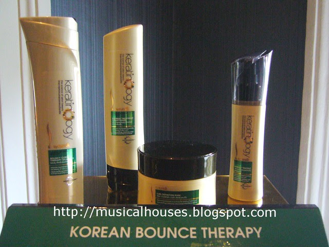 keratinology korean bounce therapy
