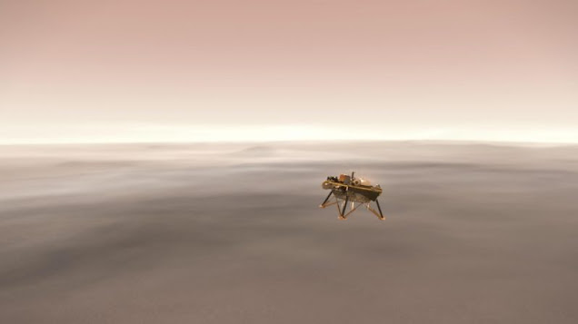 How to watch the Mars InSight landing November 26 | EarthSky.org