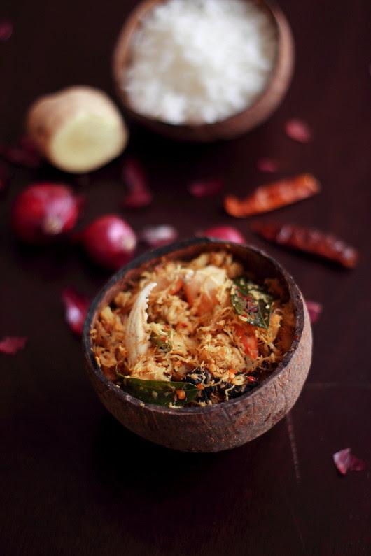 Kerala Ginger Coconut Crab4