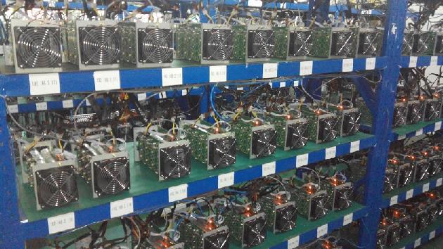 Bitcoin Mining Farming -
