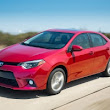 New Toyota Corolla gets stylish while upping mileage