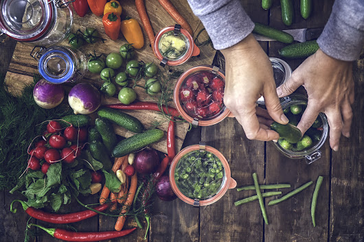 The Eco-Friendly Chef: Canning and Preserving - Western National Property Management