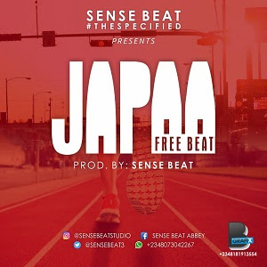 Freebeat:- Japaa (Prod By Sensebeat)