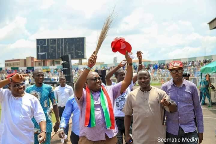Bayo Adelabu 'Penkelemesi' Emerges Oyo APC Governorship Candidate