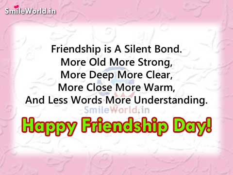 Friendship Day Wishes Friendship Day Quotes Friendship Day