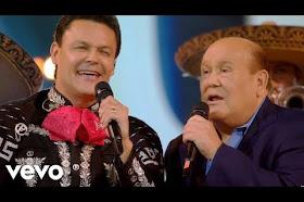 Leo Dan y Pedro Fernández - Toquen mariachis canten (En Vivo)