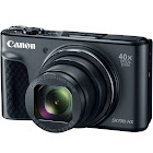 Canon PowerShot SX730 HS 20.3 MP Compact Digital Camera - 1080p - Black