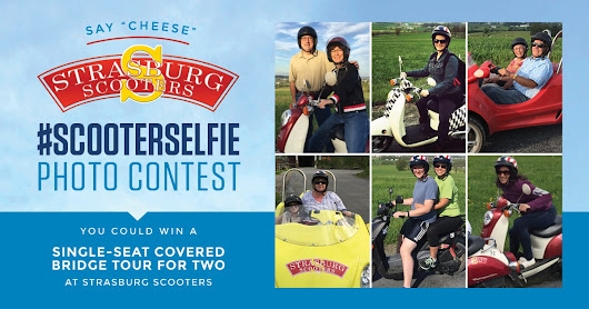 #ScooterSelfie Photo Contest