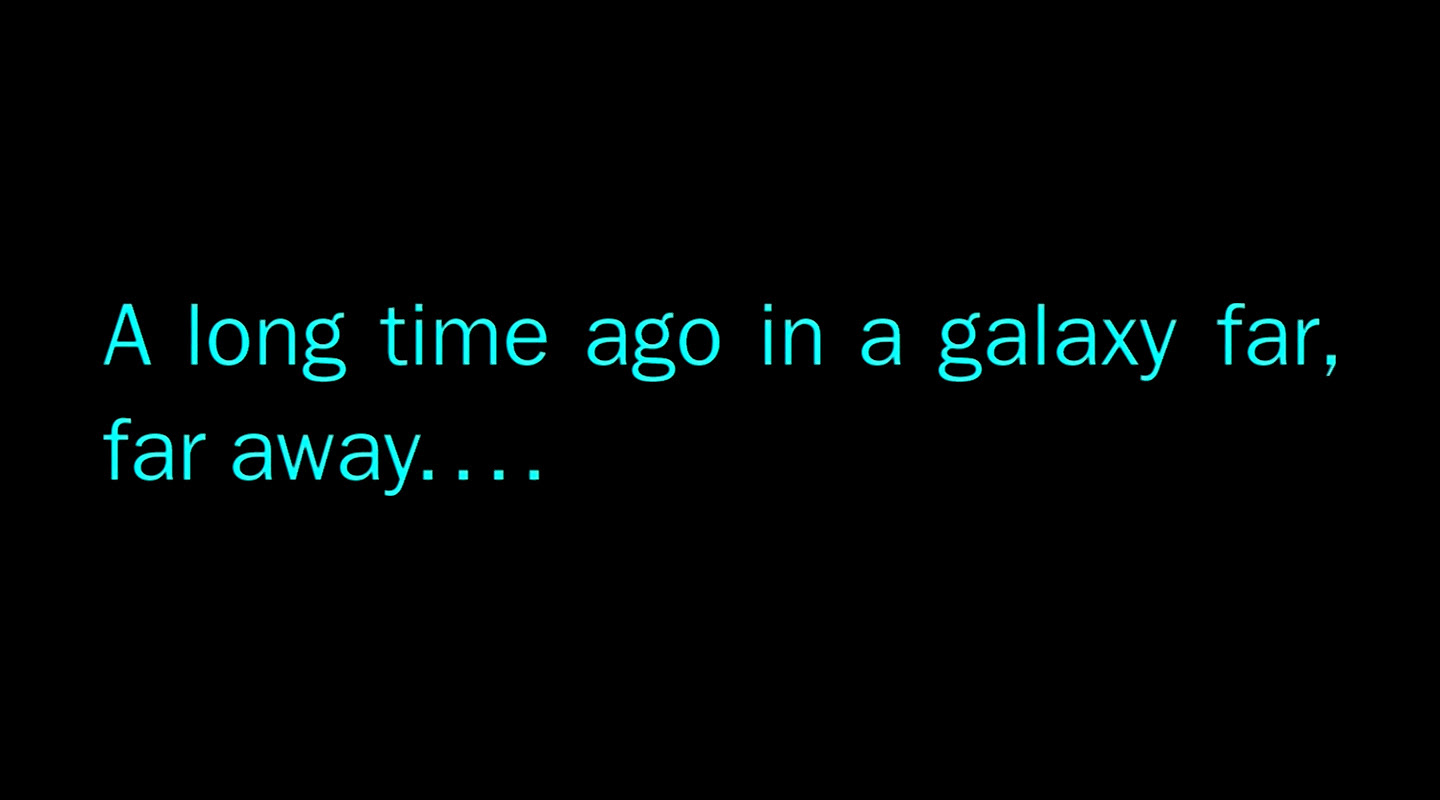 Star Wars A Long Time Ago In Galaxy