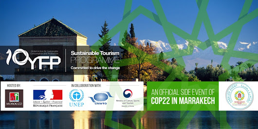 Advancing Sustainable Tourism in a Changing Climate | From 10 - 12 November