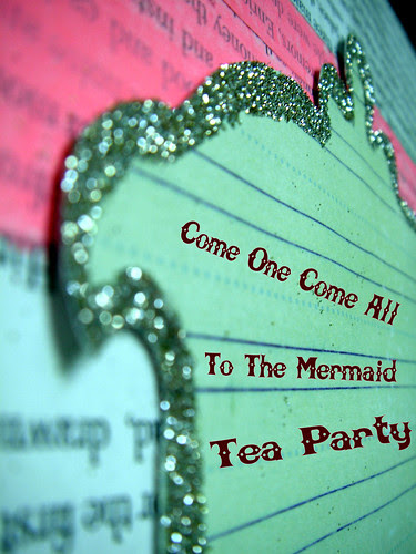 Mermaid Tea Party Preview!