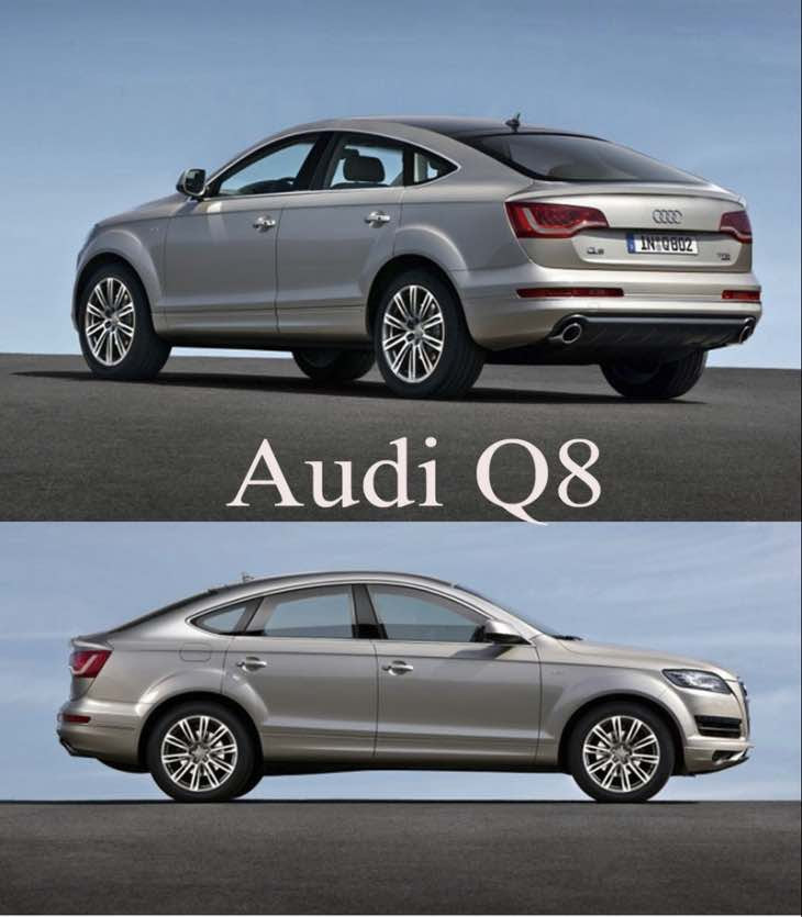 Audi Q8 options and hybrid powertrains for 2018 | Product Reviews Net