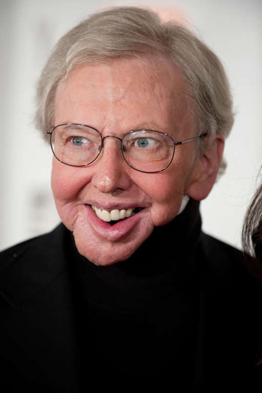 Roger Ebert attends the 14th Annual Webby Awards at Cipriani, Wall Street on June 14, 2010 in New York City. (Photo by Gilbert Carrasquillo/WireImage)