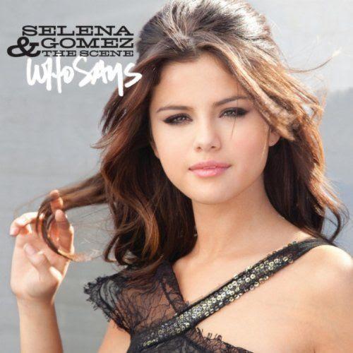 selena gomez who says cover art. selena gomez who says album