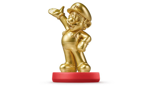 Gold Mario Amiibo is Already Sold Out, Going for $200 on Ebay - Overmental