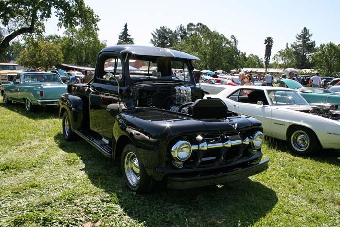 Shiny Ford Pickup
