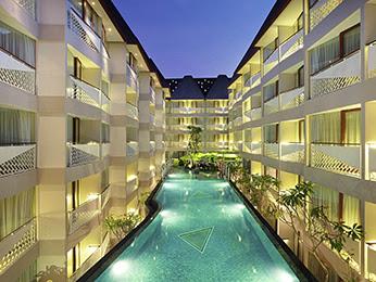 Ibis Bali Kuta   Budget Modern & Balinese hotel in Kuta
