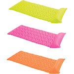 Intex Recreation 58807 Floating Tote-N-Float Wave Mat, Assorted Colors