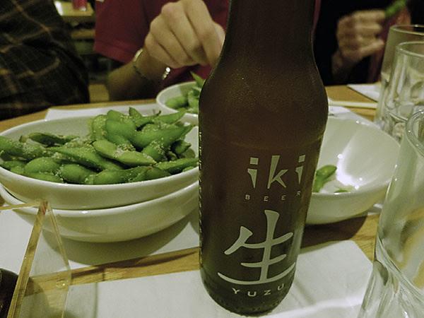 yuzu beer