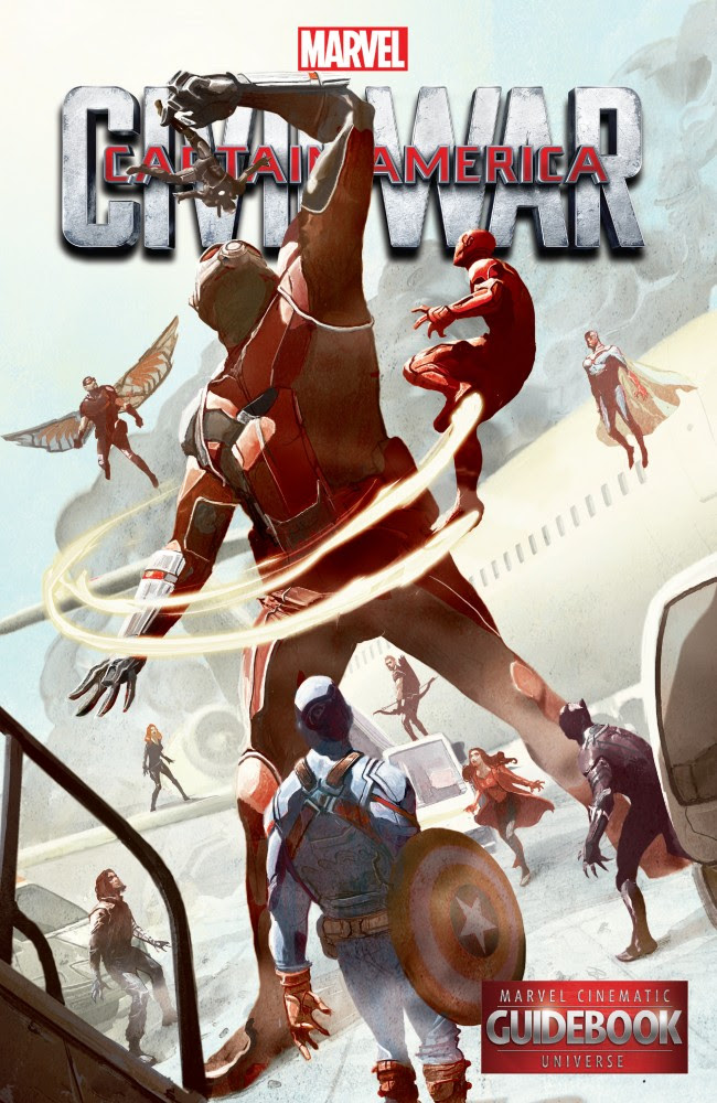 Download Guidebook to the Marvel Cinematic Universe - Marvel's Captain America - Civil War