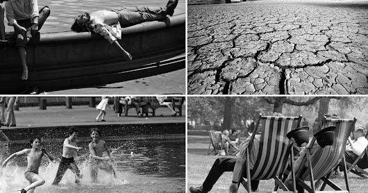 As the killer heatwave rages on, this is what Britain looked like during the sizzling summer of 1976