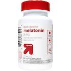 Melatonin Quick Dissolve Tablets - Cherry Flavor - 90ct - Up&Up , Adult Unisex