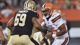 Myles Garrett shows winning mentality with approach and attitude - Cleveland Browns Blog- ESPN
