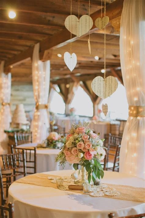 Southern weddings romantic barn decor   Live What You Love