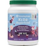 Amazing Grass Berry Kidz Superfood Powder, Wild Berry - 21 oz jar