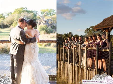 Jenna   Liam : Disney?s Animal Kingdom Wedding Part I