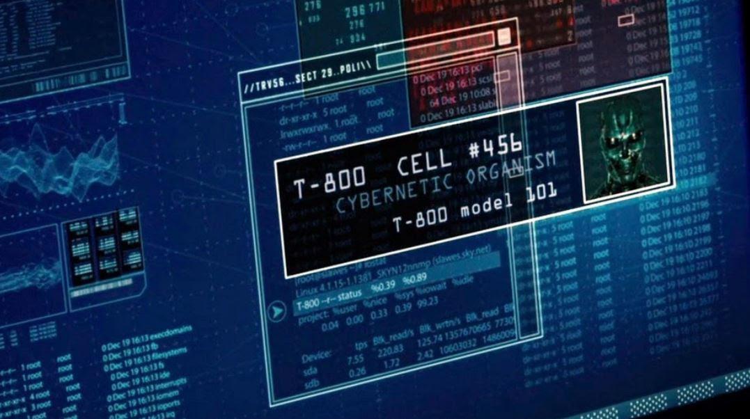 نتيجة بحث الصور عن terminator linux