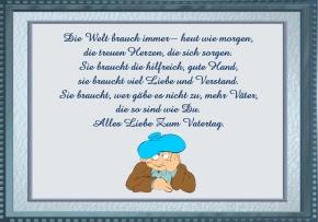 Gedichte Männertag