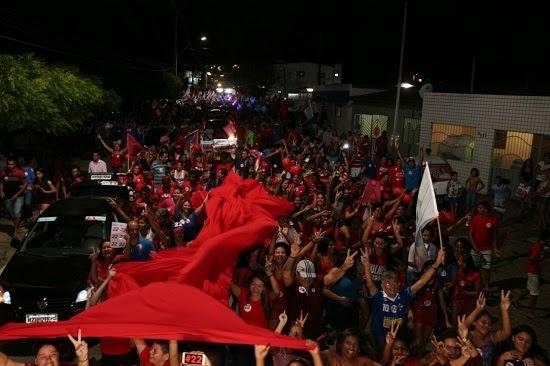 Paulinho faz o maior arrastão já visto em São Gonçalo