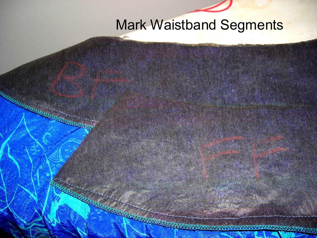 Mark Waistband