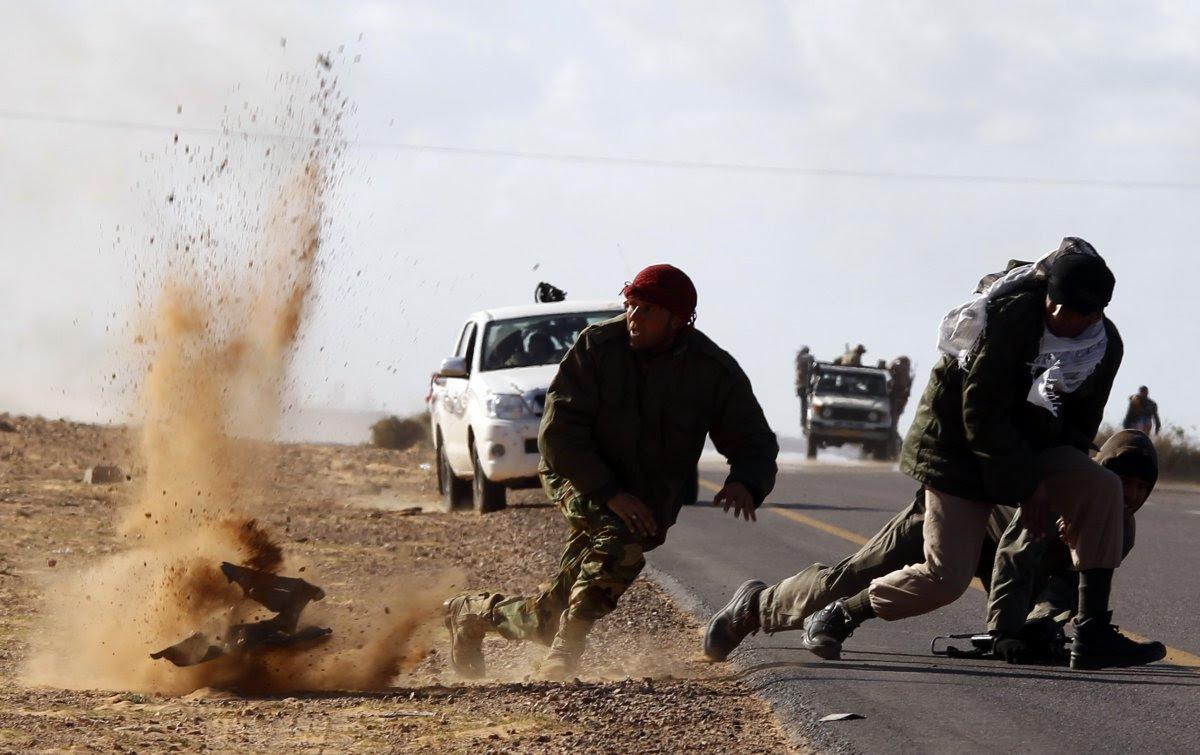 56 das fotografias mais poderosas já feitas pela Reuters 54