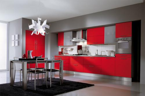 7 Warna Desain Dapur Minimalis Terindah
