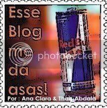 Esse Blog me dá asas!