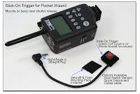 LT1014: Sick-On Trigger Cable - Single Short Trigger