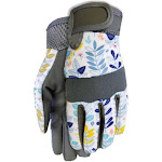 Midwest Quality Gloves 150k0-m Pu Coated Palm Glove, Medium