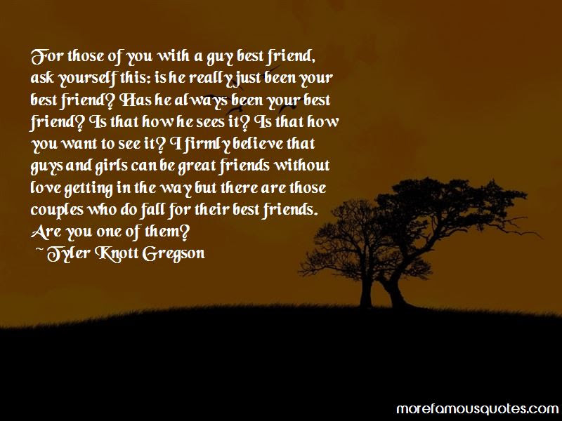 Best Friend Guy Friend Quotes Top 5 Quotes About Best Friend Guy