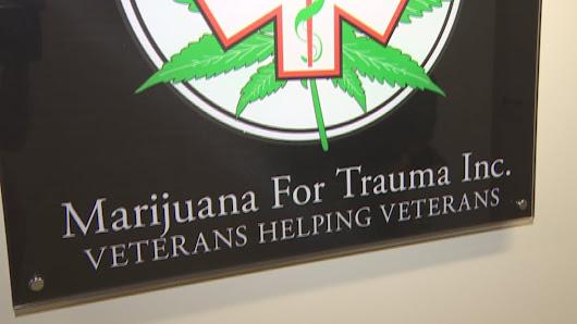 Manitoba's 1st medicinal marijuana centre for veterans opens