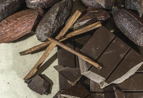 FRILS · Chocolate Is Actually Good For Your Skin!