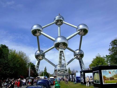 Atomium, Brussels[6]